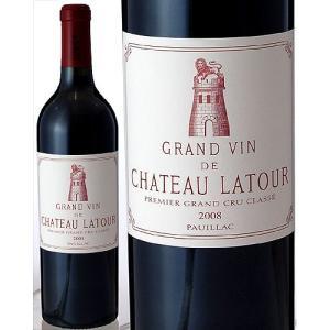 シャトー・ラトゥール[2008](赤ワイン)|takamura