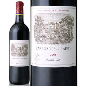 カリュアド ド ラフィット[2008](赤ワイン)|takamura