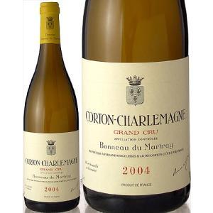 コルトン・シャルルマーニュ グラン・クリュ[2004]ボノー・デュ・マルトレ(白ワイン)|takamura