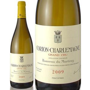 コルトン シャルルマーニュ[2009]ボノー デュ マルトレ(白ワイン)|takamura