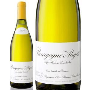ブルゴーニュ アリゴテ[2010]ドメーヌ ルロワ(白ワイン)|takamura