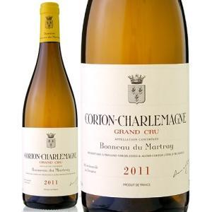 コルトン・シャルルマーニュ[2011]ボノー・デュ・マルトレイ(白ワイン)|takamura