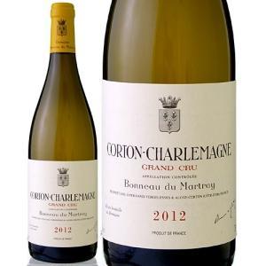 コルトン・シャルルマーニュ[2012] ボノー・デュ・マルトレイ(白ワイン)|takamura