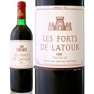 レ・フォール・ド・ラトゥール[1983](赤ワイン)|takamura