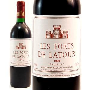 レ・フォール・ド・ラトゥール[1990](赤ワイン)|takamura