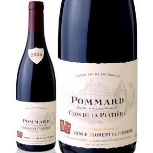 ポマール クロ ド ラ プラティエール[2006] ドメーヌ プランス フローラン メロード(赤ワイン)|takamura