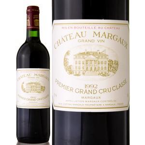 シャトー マルゴー [ 1992 ] ( 赤ワイン )|takamura