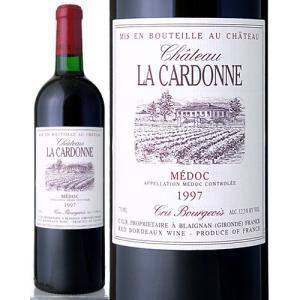 シャトー・ラ・カルドンヌ[1997](赤ワイン)|takamura