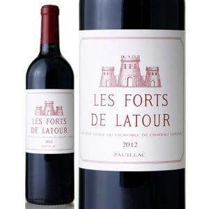 レ・フォール・ド・ラトゥール[2012](赤ワイン)|takamura