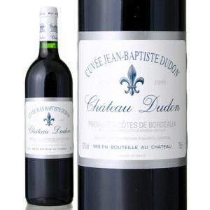 シャトー デュドン キュベ ジャン バプティスト デュドン[1999](赤ワイン)|takamura