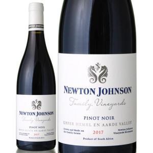 ニュートン ジョンソン ファミリー ヴィンヤーズ ピノ ノワール[2017]ニュートン ジョンソン ワインズ(赤ワイン)|takamura