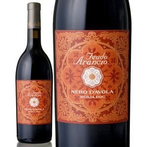 ネーロ ダーヴォラ[2017]フェウド アランチョ (赤ワイン)|takamura