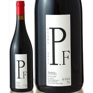 ペー・エフェ[2011]ボデガス・イ・ビニェードス・ポンセ(赤ワイン)|takamura