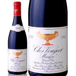 クロ ヴージョ ミュジニー[2012]グロ フレール エ スール(赤ワイン)|takamura