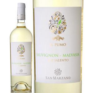 イル・プーモ ソーヴィニヨン マルヴァージア[2016]サン・マルツァーノ(白ワイン)|takamura