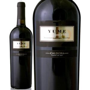 ユメ・モンテプルチアーノ・ダブルッツォ[2012]カルドーラ(赤ワイン)|takamura