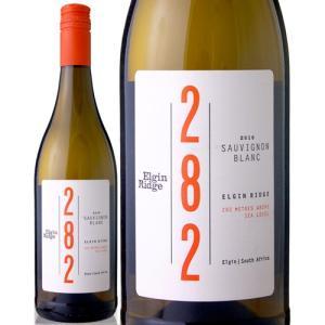282ソーヴィニヨン・ブラン[2016]エルギン・リッジ(白ワイン)|takamura