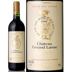 シャトーグリュオラローズ[1998](赤ワイン)|takamura