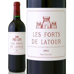 レ・フォール・ド・ラトゥール[2002](赤ワイン)|takamura