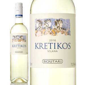 クレティコス ホワイト[2016]ブタリ ワイナリー(白ワイン)|takamura