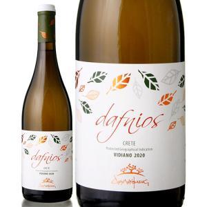 ダフニオス・ホワイト[2014]ドゥルファキス・ワイナリー(白ワイン)|takamura
