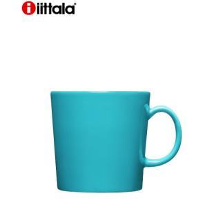 イッタラ ティーマ マグカップ ターコイズ 300ml(1〜2個迄、ワイン(=750ml)11本と同梱可)(ラッピング不可) takamura