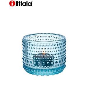 イッタラ カステヘルミ キャンドルフォルダー ライトブルー 6.4cm|takamura