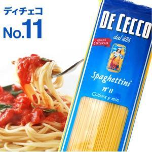 ディチェコNo.11スパゲッティーニ(500g)【賞味期限:2019年12月13日】|takamura