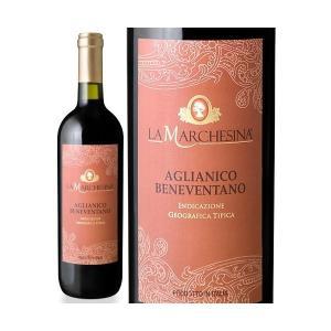 ラ・マルケジーナ・アリアニコ・ベネヴェンターノ[2015](赤ワイン)|takamura