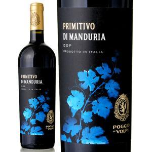プリミティーヴォ ディ マンドゥーリア [ 2019 ]  ポッジョ レ ヴォルピ ( 赤ワイン ) [J]|takamura