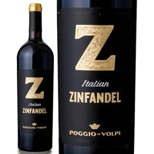 Zジンファンデル [2018] ポッジョ レ ヴォルピ ( 赤ワイン ) takamura