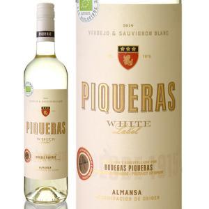 ピケラス ホワイト ヴェルデホ ソーヴィニヨン ブラン [ 2019 ]ボデガス ピケラス ( 白ワイン ) takamura