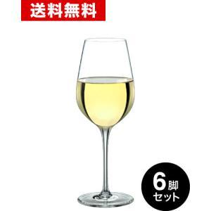 【送料無料】クラッシック・白ワイン6脚セット(ワイングラス・RONAシリーズ)|takamura