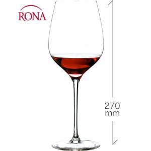 ラグジュアリー プレステージ ボルドー2脚セット(ワイングラス RONAシリーズ)(ワイン(=750ml)8本と同梱可)[J]|takamura