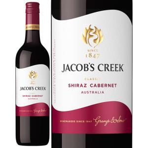 ジェイコブス・クリーク シラーズ&カベルネ[2015or2016](赤ワイン)※ヴィンテージご指定不可※|takamura