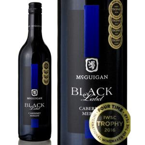 ブラック・ラベル・カベルネ・メルロー[2015]マクギガン・ワインズ(赤ワイン)|takamura