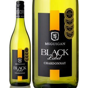 ブラック・ラベル・シャルドネ[2015]マクギガン・ワインズ(白ワイン)|takamura