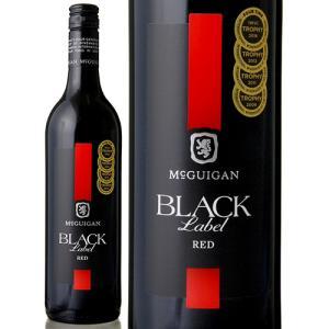 ブラック・ラベル・レッド[2015]マクギガン・ワインズ(赤ワイン)|takamura