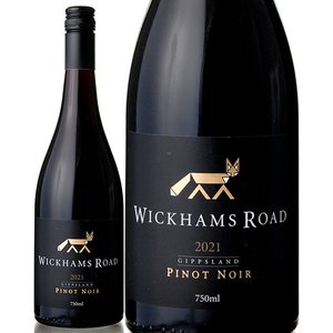 ウィッカムズ ロード ギップスランド ピノ ノワール [ 2020 ]ホドルス クリーク ( 赤ワイン )|takamura