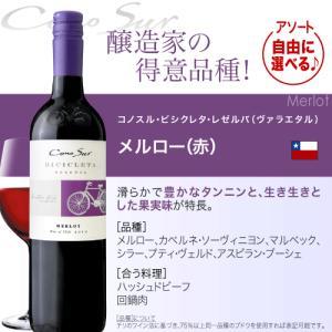 送料無料 好きな品種がよりどり選べる♪10本自由な組み合わせ!コノスル ビシクレタ レゼルバ(ヴァラエタル)アソート10本ワインセット takamura 04