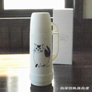 松尾ミユキ水筒 M Cat マグボトル 雑貨 E|takano-coffee