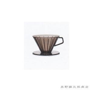 キントー SCS-04-BR-CGY ブリューワー 4CUPS グレー 1〜4杯用 KINTO コーヒー 雑貨 珈琲 E|takano-coffee