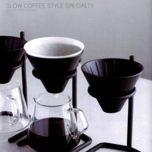キントー SCS-S04ブリューワースタンドセット4CUPS  KINTO 1〜4杯用 コーヒー 雑貨 珈琲 E|takano-coffee