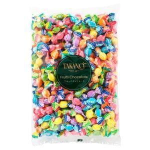 新宿高野 フルーツチョコレート徳用袋