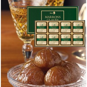 メリーチョコレートマロングラッセ 8個入