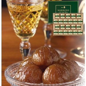 メリーチョコレートマロングラッセ22個入