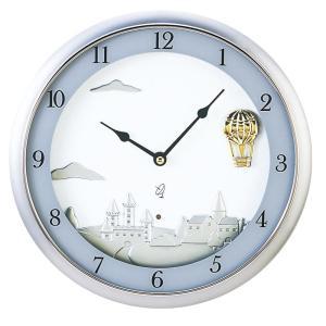 同梱・代引き不可 東出漆器 電波時計スイングドリーム 1315 takanonaisou