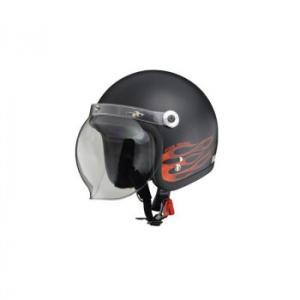 リード工業 BARTON ジェットヘルメット ファイアエンジェル フリーサイズ BC-10 takanonaisou