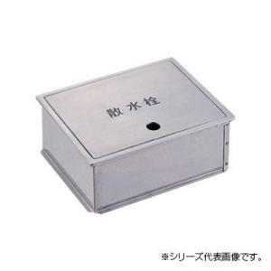 三栄 SANEI 散水栓ボックス(床面用) R81-5-250X300
