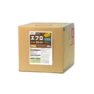 同梱・代引き不可 ビアンコジャパン(BIANCO JAPAN) エフロクリーナー キュービテナー入 20kg ES-101|takanonaisou